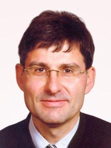 Martin Röhl (Vorstand SVEK, Schweizerische Vereinigung für evangelisches Kirchenrecht)