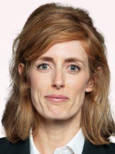 Esther Zysset (Vorstand SVEK, Schweizerische Vereinigung für evangelisches Kirchenrecht)